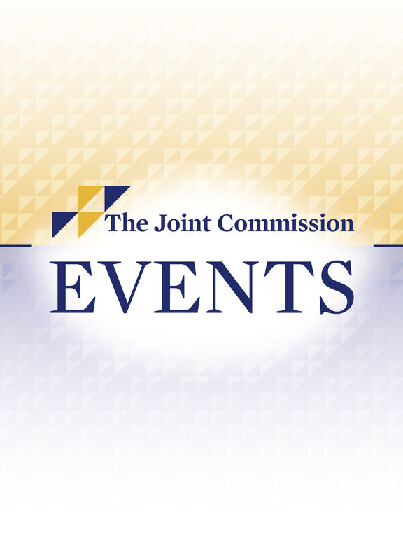 The Joint Commission Events screenshot 4