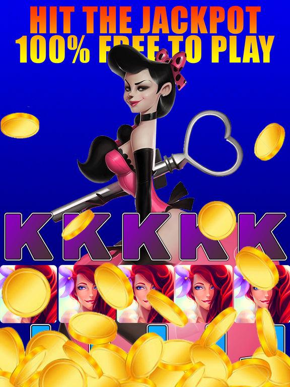 Hot Girls Vegas Slots and Casino screenshot 10