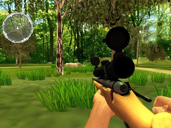 Jungle Hunting Simulator : 3D Sniper Shooting screenshot 8