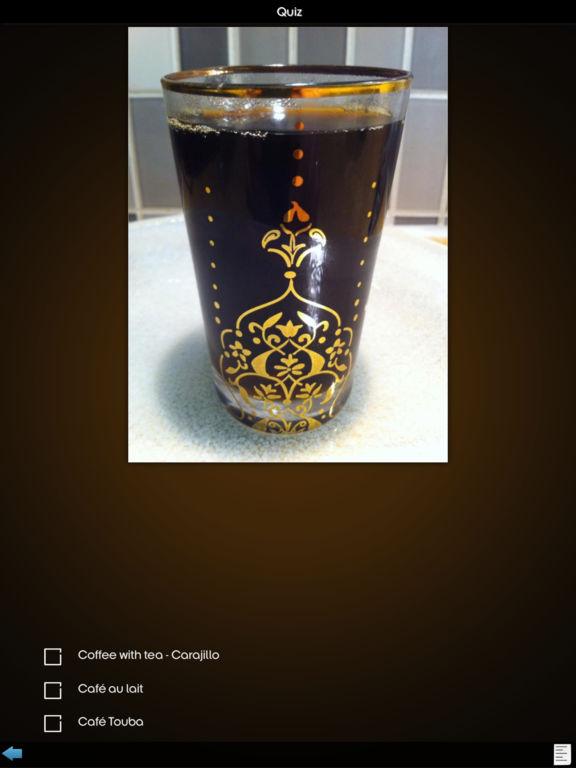 Coffee Drinks Info! screenshot 10