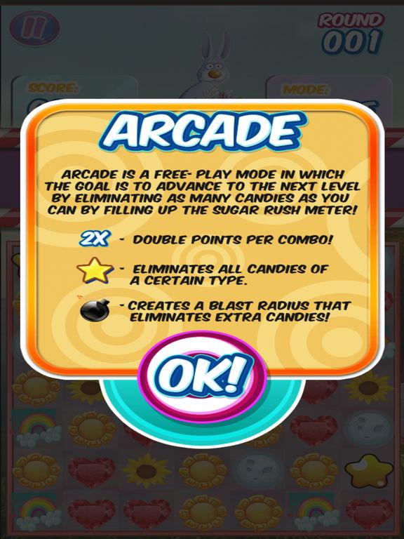 Dragon bunny´s magical match adventure screenshot 7