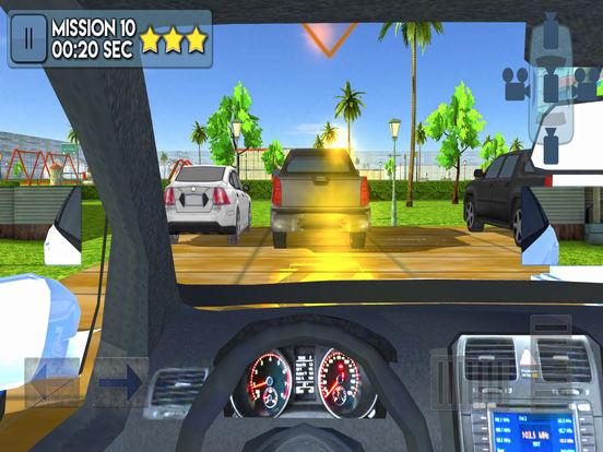 In Car VR Parking 2017 - Miami Edition screenshot 8