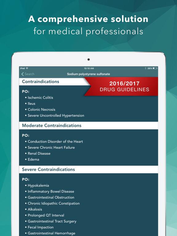 Drug Database screenshot 6