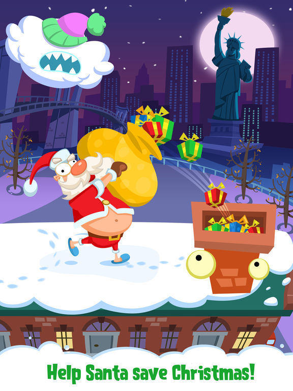 Ho Ho Ho? No No No! - Santa's Christmas Challenge screenshot 5