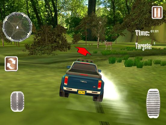 Jungle Hunting Simulator : 3D Sniper Shooting screenshot 5
