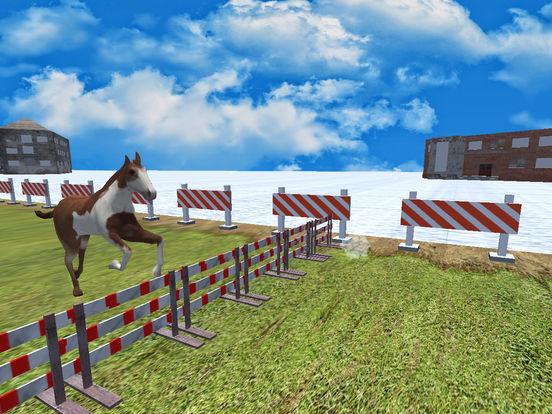 Wild Derby Riding - Horse Race screenshot 7