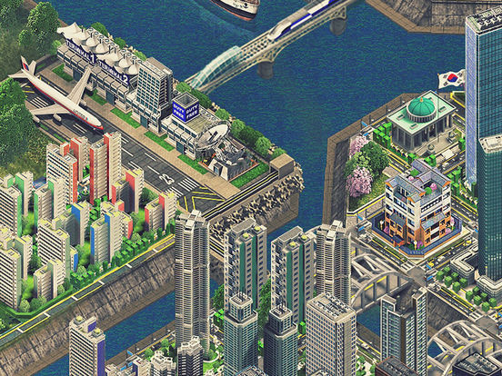 City Game™ - Seoul Korea screenshot 9