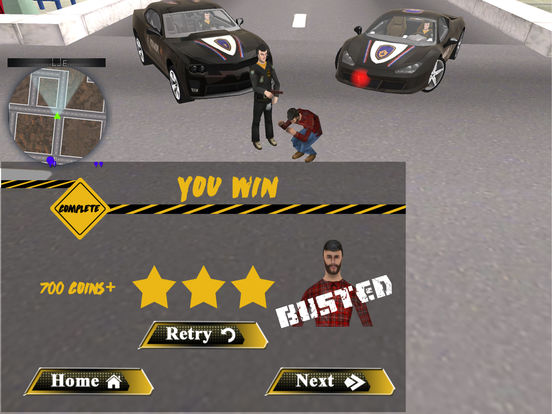 Spy Police Attack 3D screenshot 5