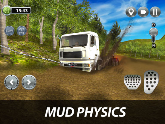 American Trucks Offroad Full screenshot 7