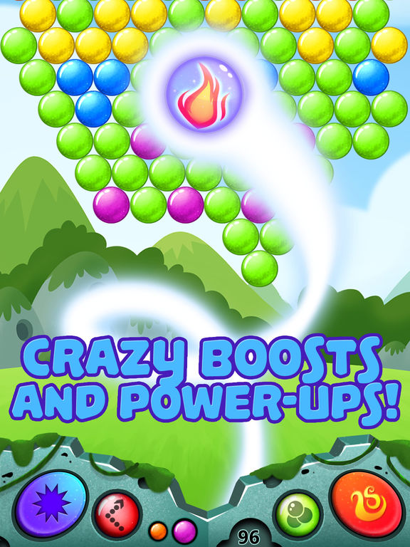Bubble Shooter Gnomes - For Trolls screenshot 7