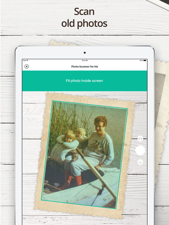Photo Scanner for Me - Scan Old Photos and Albums screenshot 6