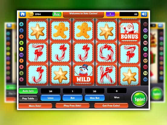 Christmas Slots! Super Huuuge Gold Jackpot Casino screenshot 9