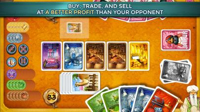 Jaipur: the board game screenshot 2