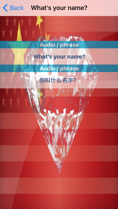 Chinese Phrases Mandarin Diamond 4K Edition screenshot 3