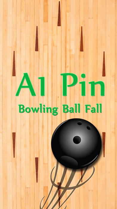 A1 Pin Bowling Ball Fall Pro screenshot 1