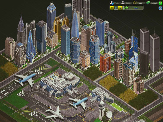 Airplane Village™ screenshot 8