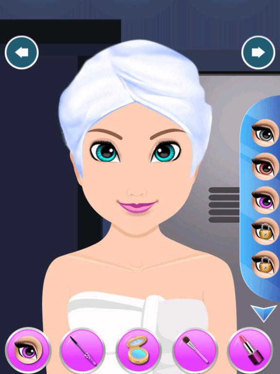 Super Hero Girl Makeover Pro - beauty makeup salon screenshot 8