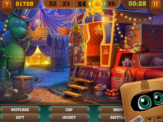 Boxie: Hidden Object Puzzle screenshot 7