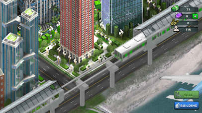 Monorail City™ screenshot 4