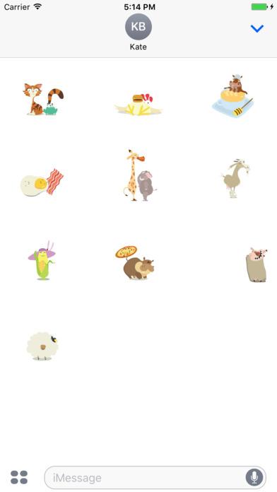 Hay Day Stickers screenshot 2