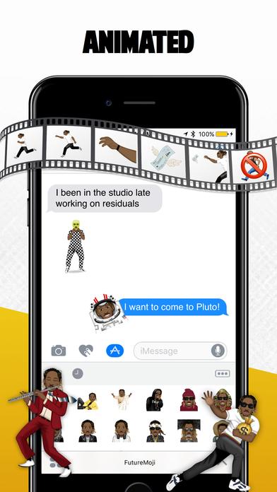 FutureMoji screenshot 3