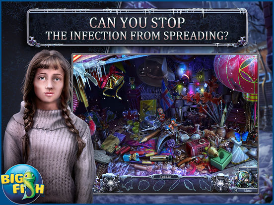 Mystery Trackers: Queen of Hearts - Hidden Objects screenshot 7