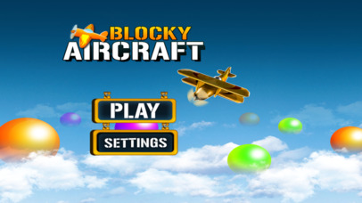 Blocky Aircraft screenshot 1