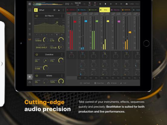 BeatMaker 3 screenshot 3