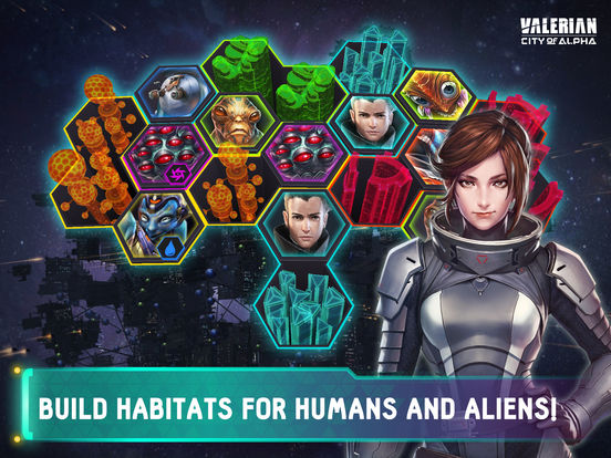 Valerian: City of Alpha screenshot 8