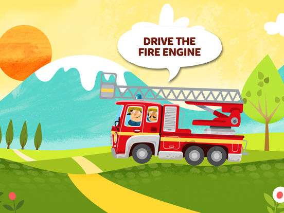 Little Fire Station For Kids screenshot 8