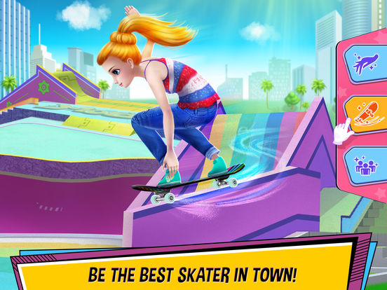 City Skater Board Master screenshot 6