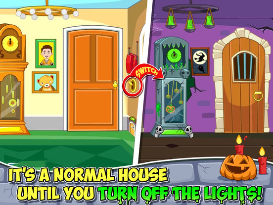 My Town : Haunted House screenshot 7