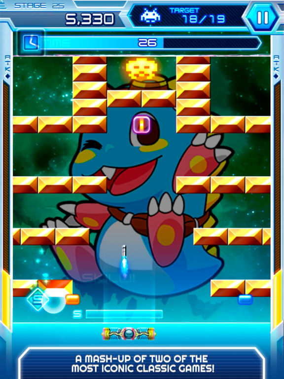 Arkanoid vs Space Invaders screenshot 6