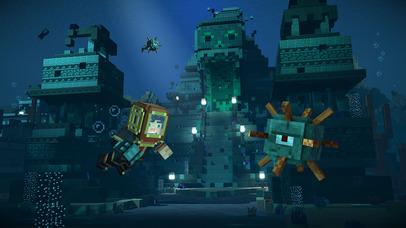 Minecraft: Story Mode - S2 screenshot 2