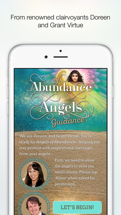 Abundance Angels Guidance screenshot 4