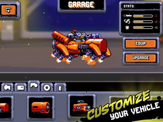 Road Warriors screenshot 9