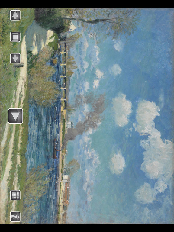 Sisley, the Impressionist screenshot 9
