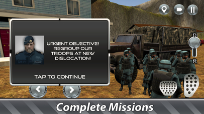 Extreme Military Offroad Full screenshot 3