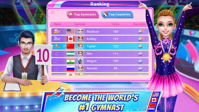 Gymnastics Superstar screenshot 5