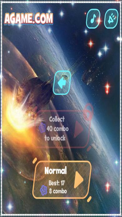 Space Falling Crush Ball screenshot 2