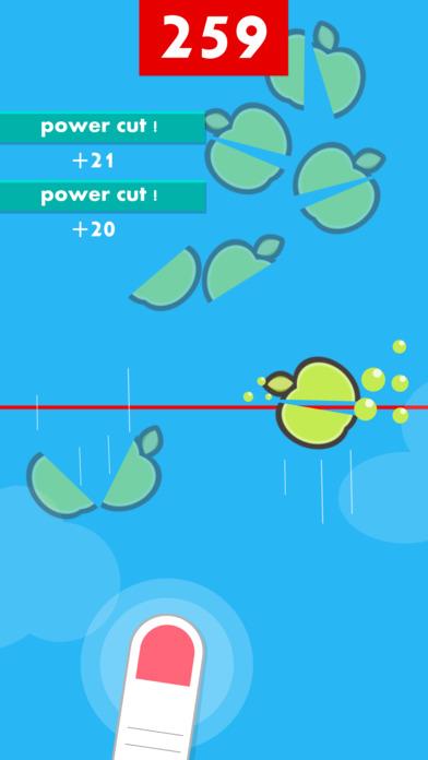 Slicing screenshot 4