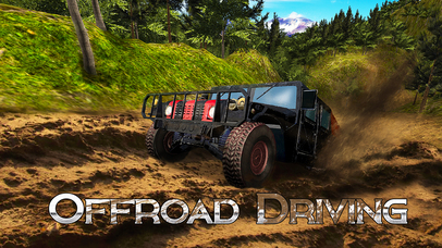 Extreme Military Offroad Full screenshot 1