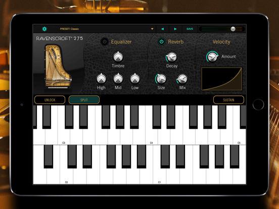 Ravenscroft 275 Piano screenshot 4