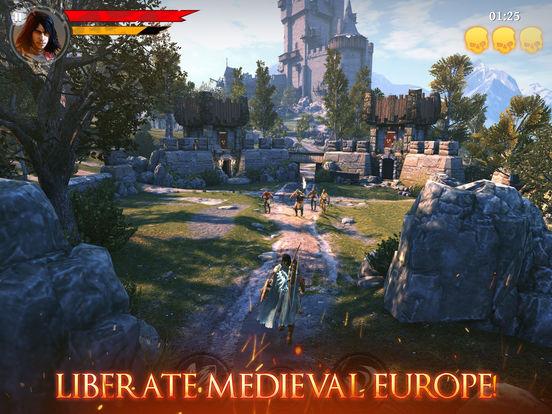 Iron Blade: Medieval RPG screenshot 10