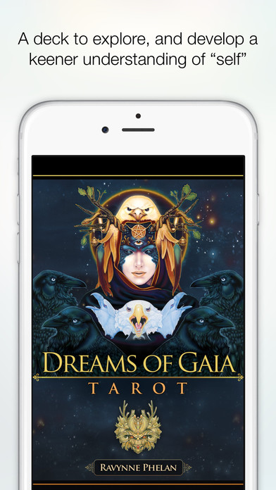 Dreams of Gaia Tarot screenshot 1