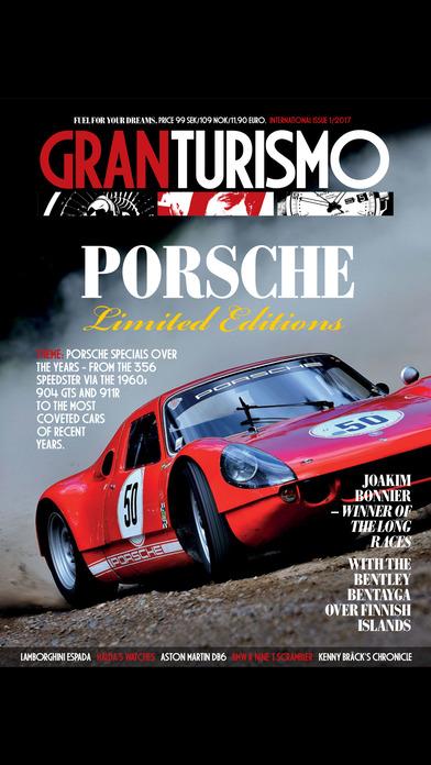 GranTurismo Magazine screenshot 1