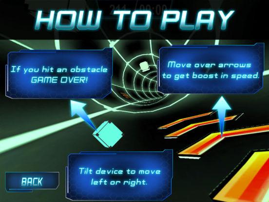 Neon Booster 3D screenshot 7