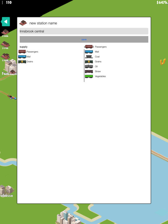 Rail Tycoon screenshot 7
