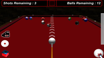 Play Pool Billiard: 3D Board Game 2017 screenshot 3
