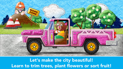 Kids Trucks in Town - Adventure Games for Toddlers screenshot 3
